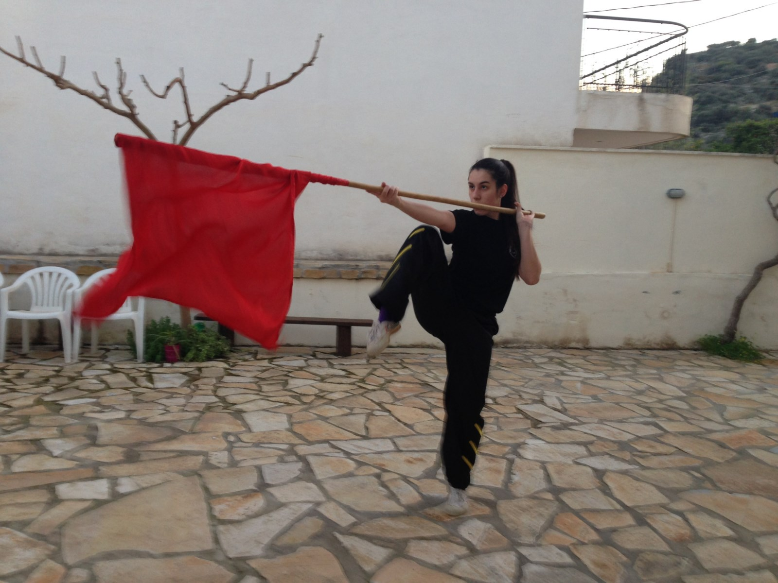 0c.l.f.maria red flag